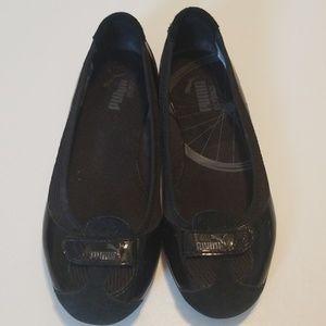 Puma Flats Size 6.5 womens eco ortholite
